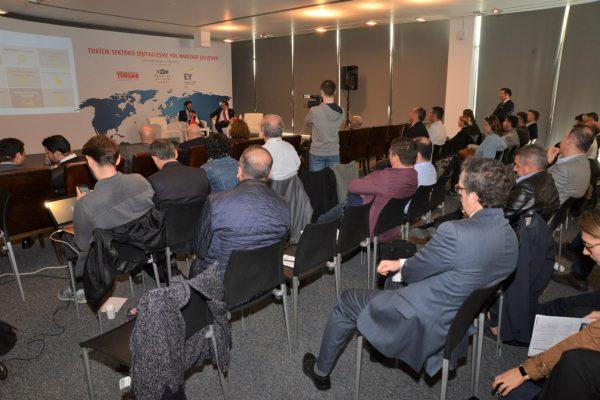 TÜRSAB'ın turizm ve dijitalleşme çalıştayı gerçekleştirildi