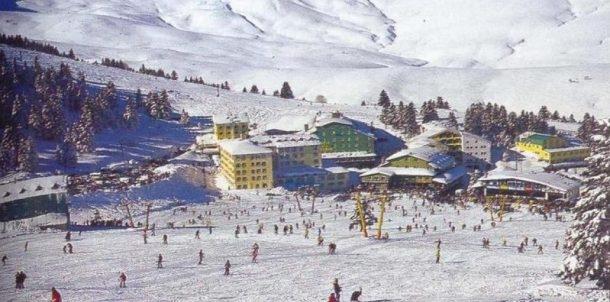 Türkiye'nin kış turizminin merkezi Uludağ sezonu haftaya açıyor!