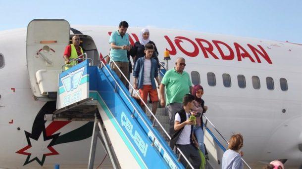 Ürdün'den Türkiye'ye gelen charter seferlerine kısıtlama geldi!