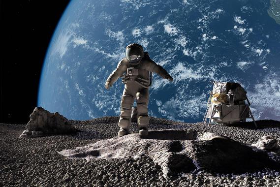 Uzay Turizmi'nin maliyeti çok fazla