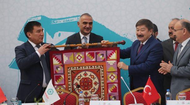 2019 Kültür Başkenti Kırgızistan'ın Oş kenti seçildi!
