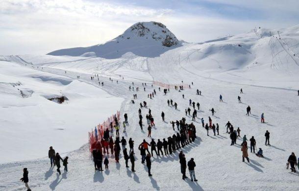 Hakkari Merga Bütan Kayak Merkezi konuklarını bekliyor!