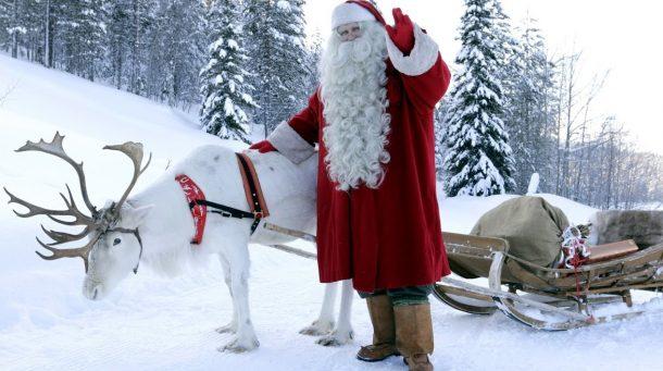 Rovaniemi... Noel Baba'nın kenti
