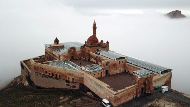 Ağrı Doğubayazıt İshak Paşa Sarayı