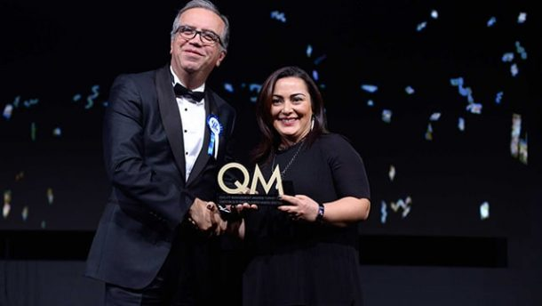 Corendon'a QM Awards'tan iki ödül birden!