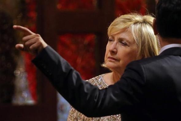 Hillary Clinton Hint Dugununde
