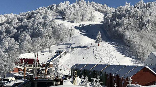 Kartepe Kayak Merkezi yılbaşına hazır