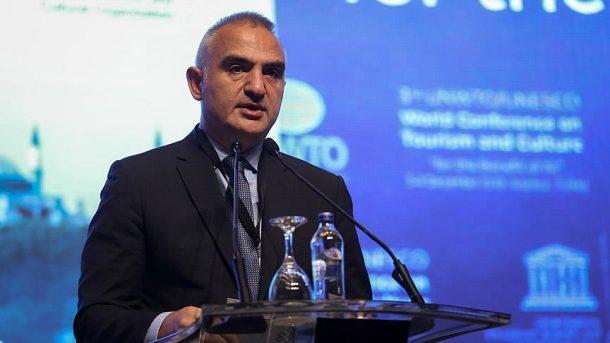 Kültür ve Turizm Bakanı Mehmet Ersoy