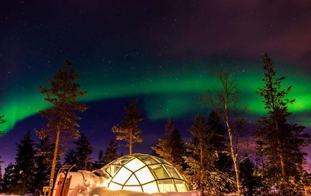 Kuzey Işıkları, Ren Geyikleri, Huskyler ve Noel Babanın Evi... İşte Lapland!