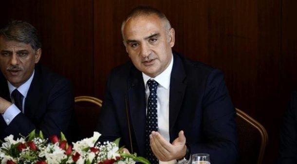Bakan Ersoy şirketleri ile ilgili iddialara yanıt verdi!