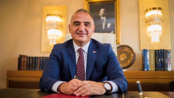 Bakan Ersoy: Tanıtım bütçesi fona devredilecek