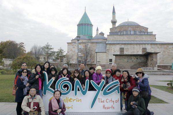 En çok ziyaretçi Çin'den geliyor