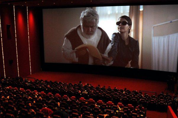 Bakan Ersoy sinemaya destek vereceklerini açıkladı