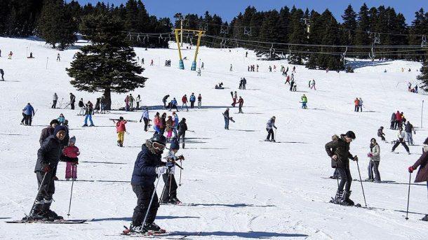 Uludağ Kayak Merkezi sezonu açıyor
