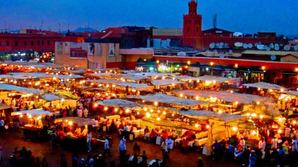 Afrika'nın büyüleyici ülkesi Fas