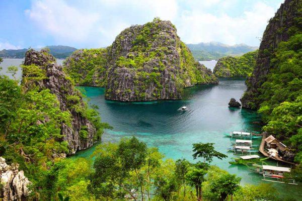 Sıcak bir yılbaşı için Filipinler