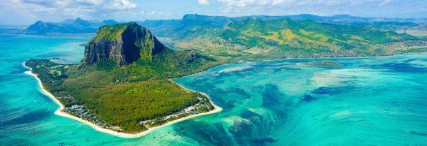 Balayı adası Mauritius'ta görülmesi gereken yerler!