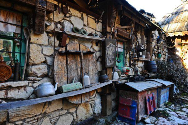 Bosna Hersek etnik köy