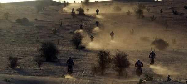Dakar Rallisi Peru'da yapılacak