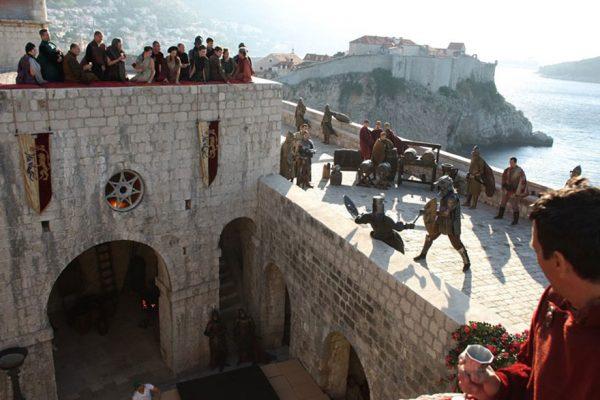 Hırvatistan Dubrovnik kenti Game of Thrones ile daha da bilinir hale geldi