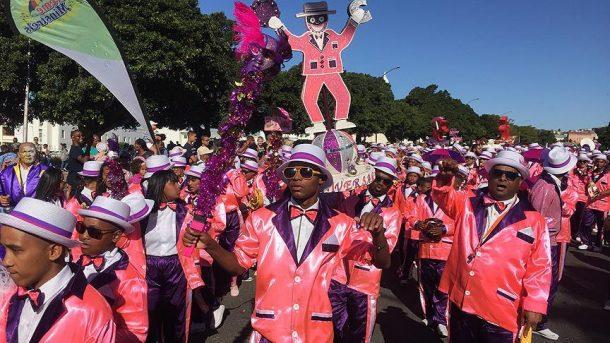 Güney Afrika'da İkinci Yılbaşı kutlaması yapıldı!