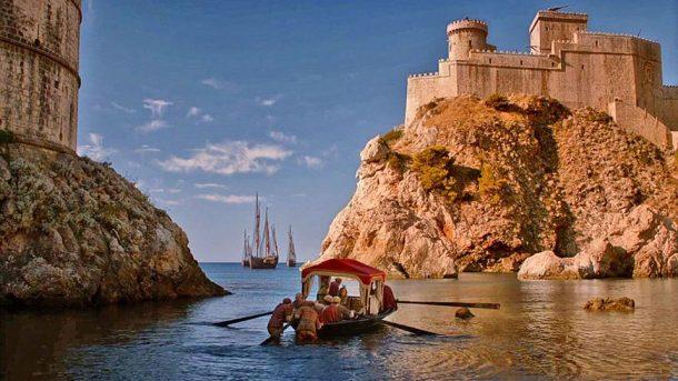 Hırvatistan Game of Thrones çekimleri yapılıyor