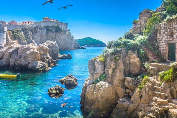 Hırvatistan'ın Dubrovnik kenti Game of Thrones çekimlerine ev sahipliği yapıyor