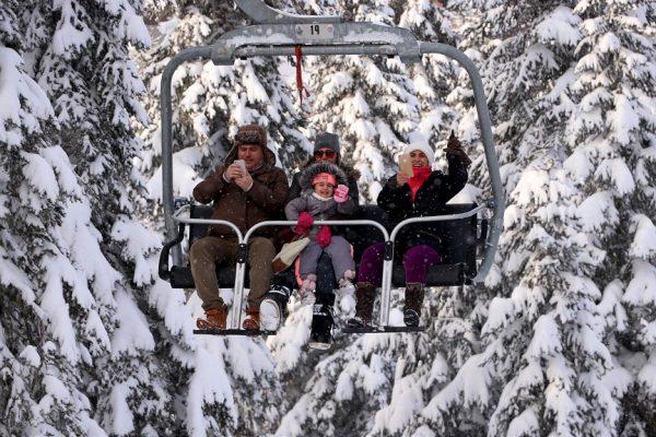 Ilgaz Kayak Merkezi