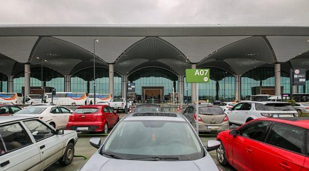 İstanbul Havalimanı'nda otoparklar şubat sonuna kadar ücretsiz!