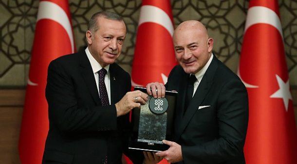 Kültür ve Turizm Bakanlığı özel ödülü Ara Güler Müzesi'nin!