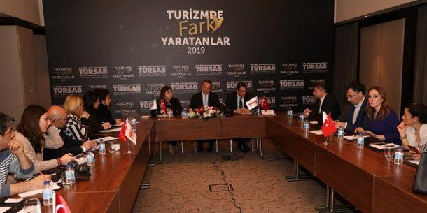TÜRSAB, Turizmde Fark Yaratanlar'ı ödüllendirecek!