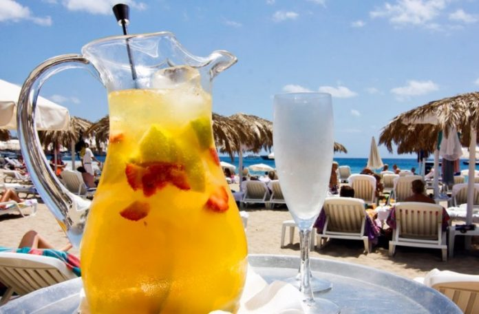 Tropicana Beach Bar Mykonos