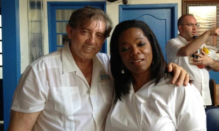 John of God, Oprah Winfrey