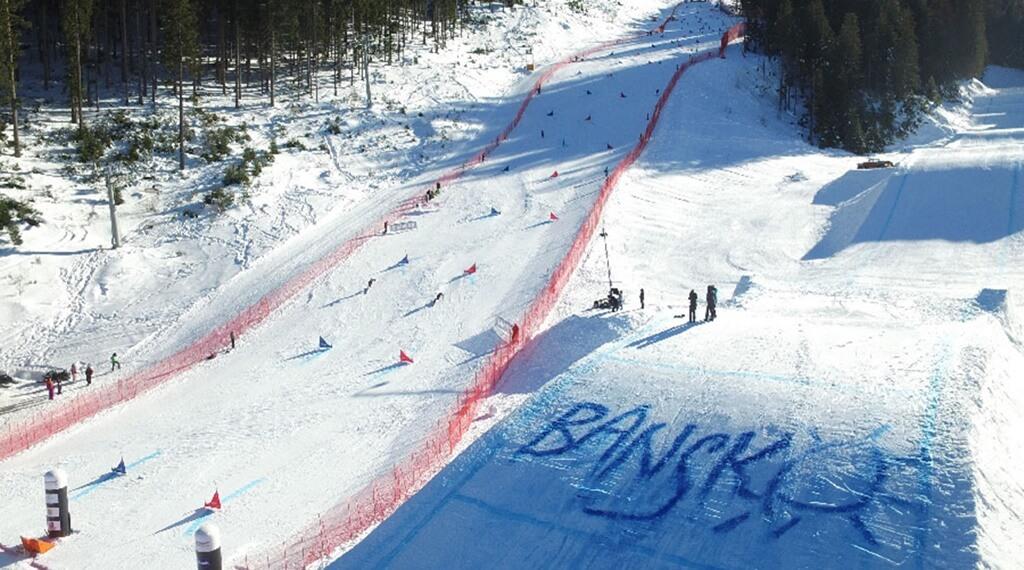 Bansko Kayak Merkezi - Bulgaristan