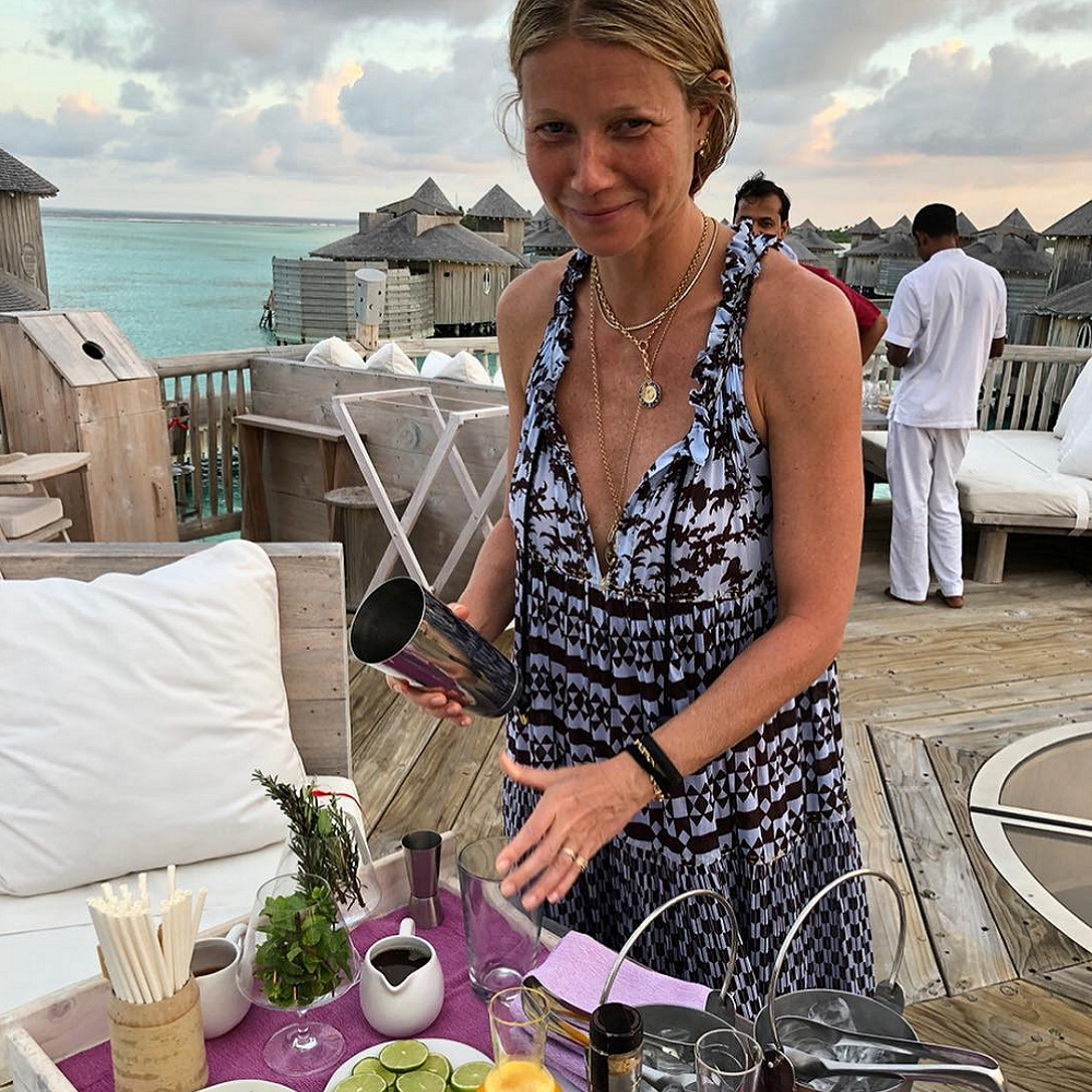 Gwyneth Paltrow'un 47 yaşındaki yapımcı eşi Brad Falchuk