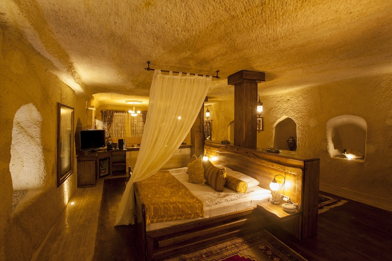Kayakapı Premium Caves – Cappadocia