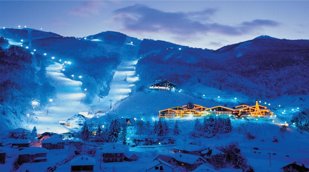 Mavrovo Kayak Merkezi - Makedonya