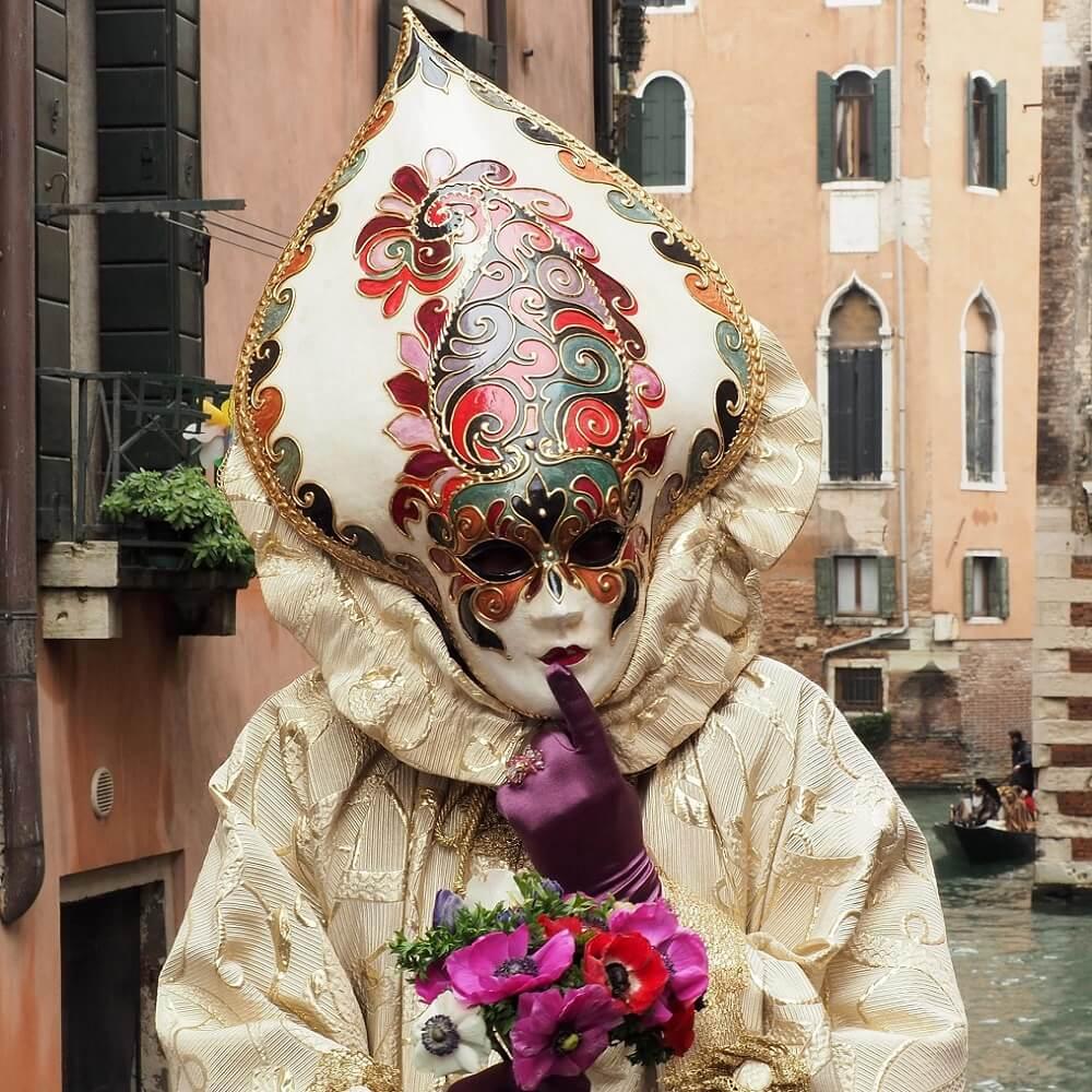 Venedik Karnavalı - İtalya