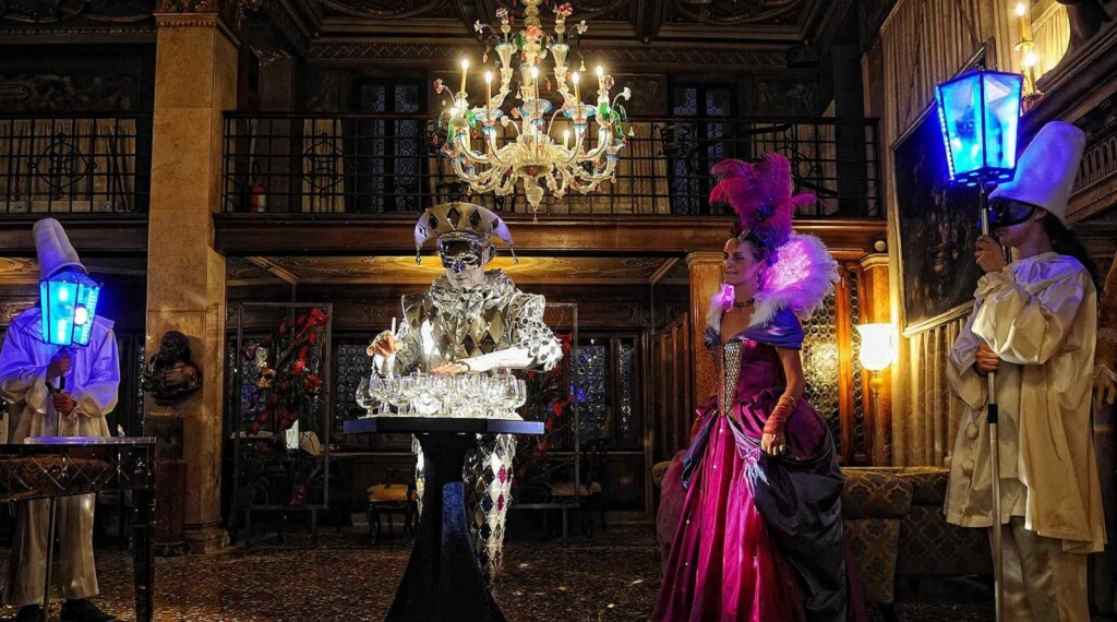 Venedik Karnavalı Maskeli Balo Partisi - Ballo Del Doge