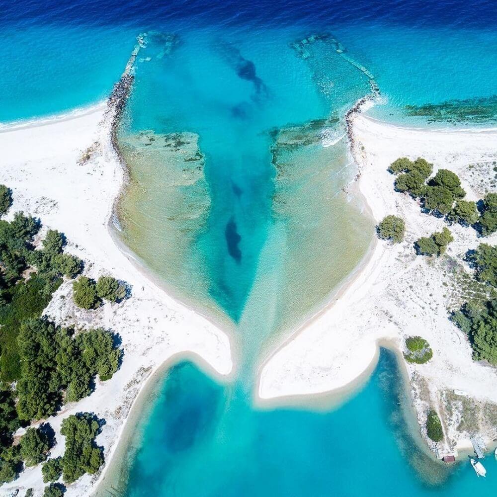 Yunanistan tatili için Halkidiki sizi bekliyor