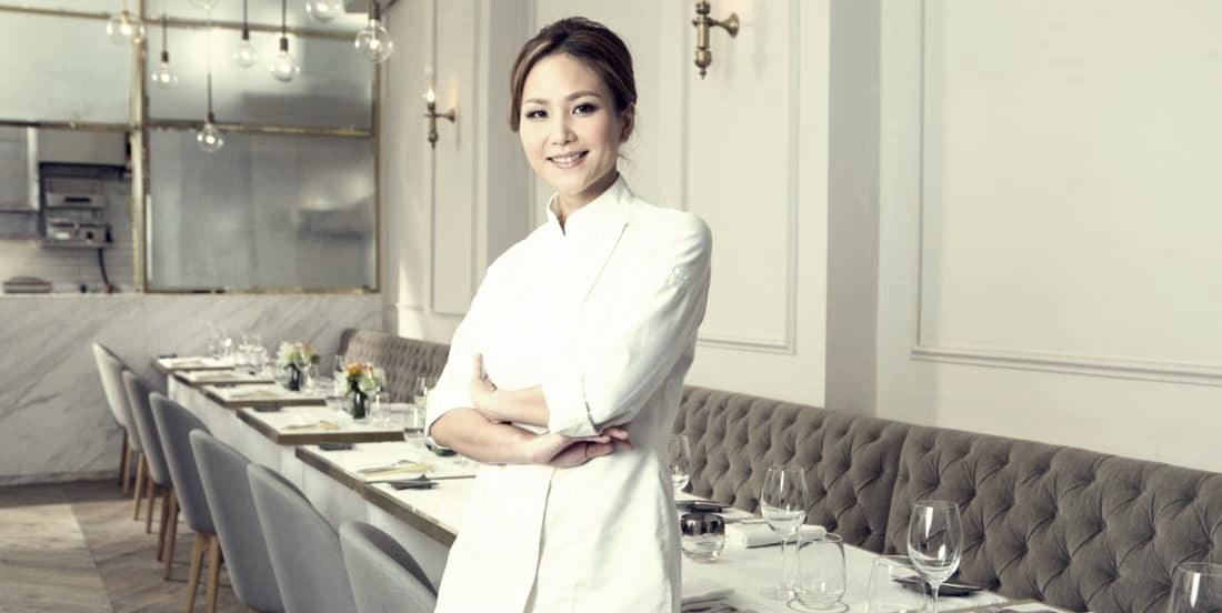 Tate Dining Room & Bar'ın ödüllü şefi Vicky Lau