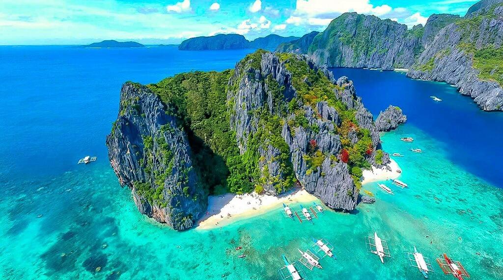 Filipinler'in muhteşem adası Palawan