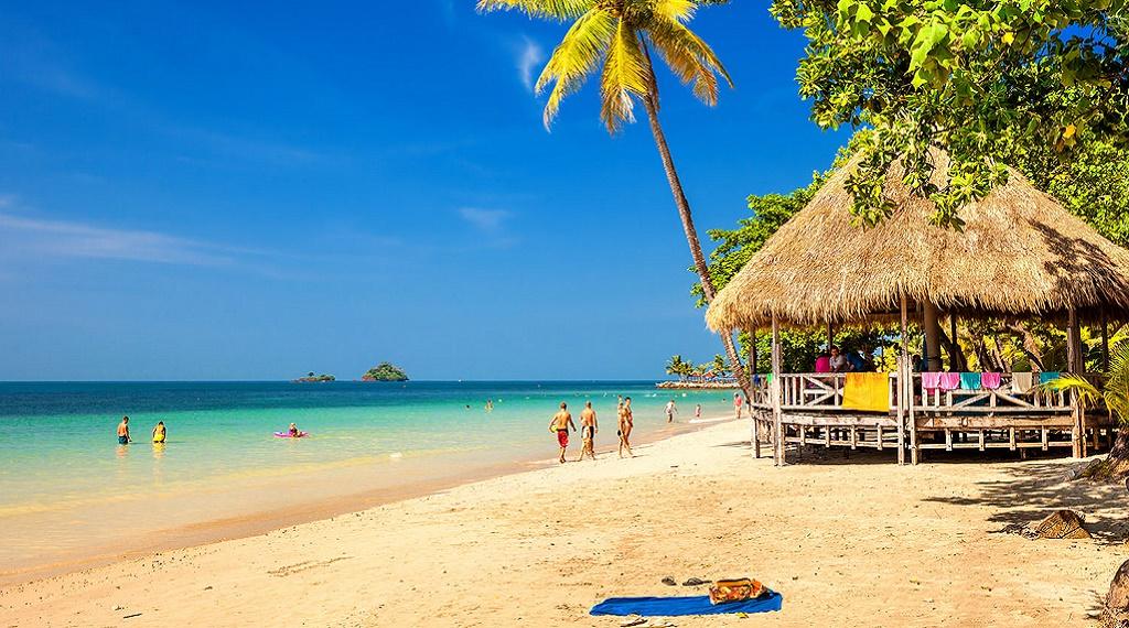 Tayland'ın Fil Adası Koh Chang