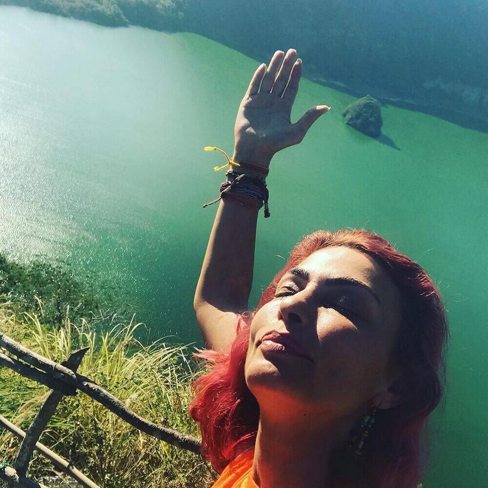 Leyla Bilginel Filipinler'in en güzel adası Palawan'da!