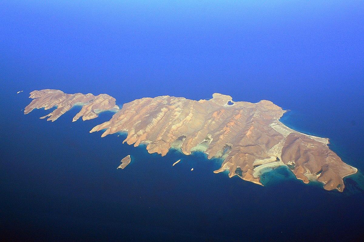 Deniz aslanlarının mekanı: Isla Espiritu Santo
