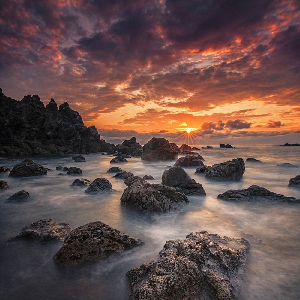 Menakoz'da gün batımını izleyin
