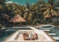 Pia Muehlenbeck Maldivler Havuzlu Villa