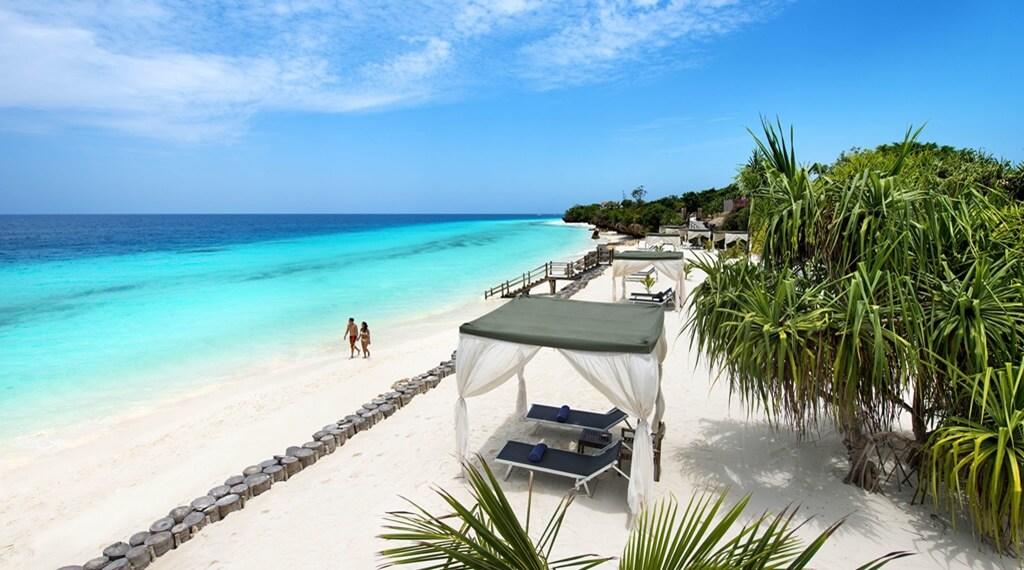 Zanzibar - Tropik Adalar