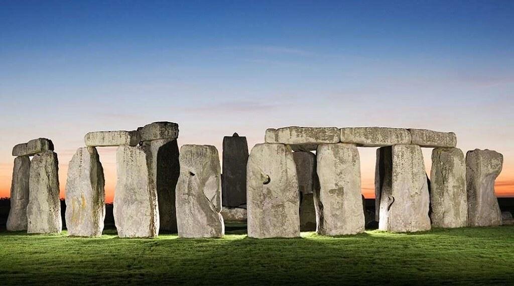 Stonehenge, Birleşik Krallık'ın en çok ziyaret edilen yerlerinden
