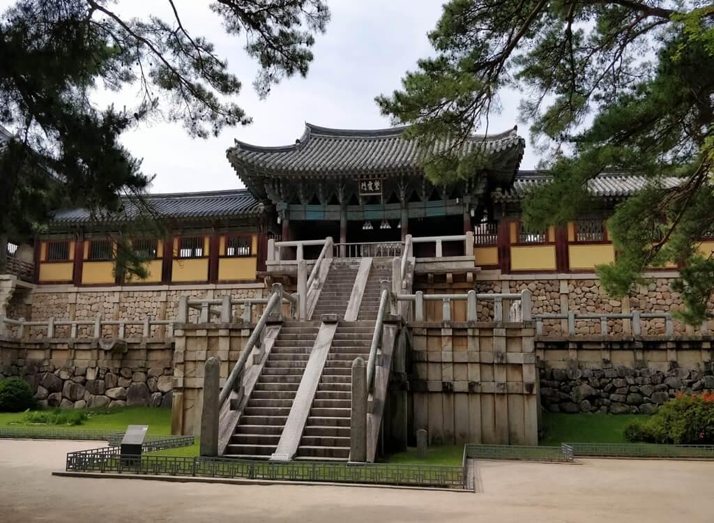 Bulguksa Tapınağı
